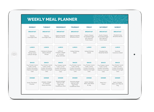 Bodywize Meal Ideas - FIFTH EDITION