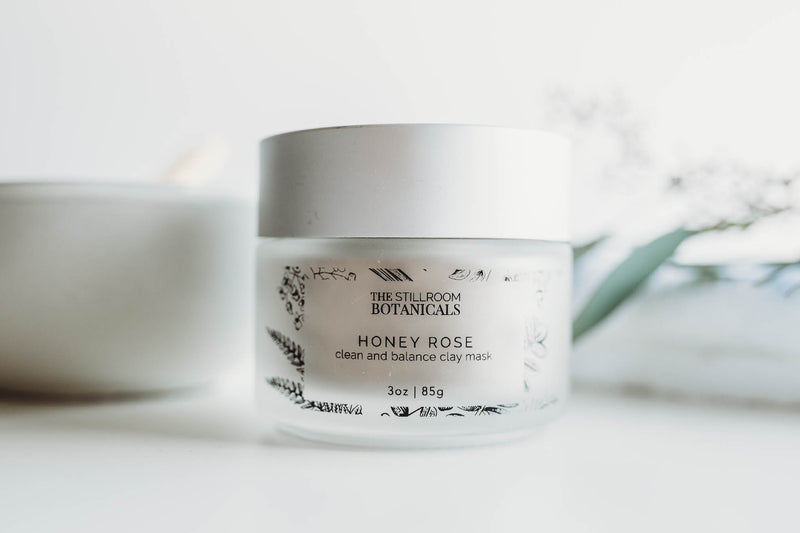 Honey Rose Balance Mask