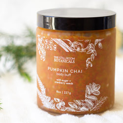 Pumpkin Chai Body Buff