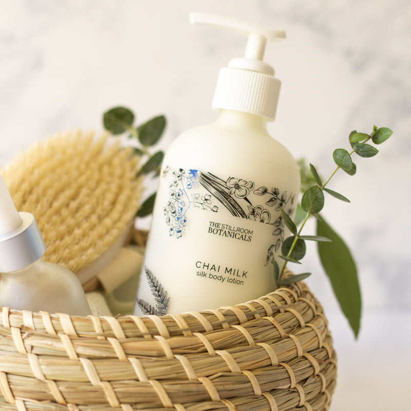 Chai Milk Silk Body Lotion