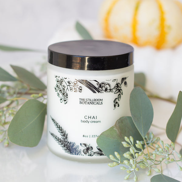 Chai Body Cream