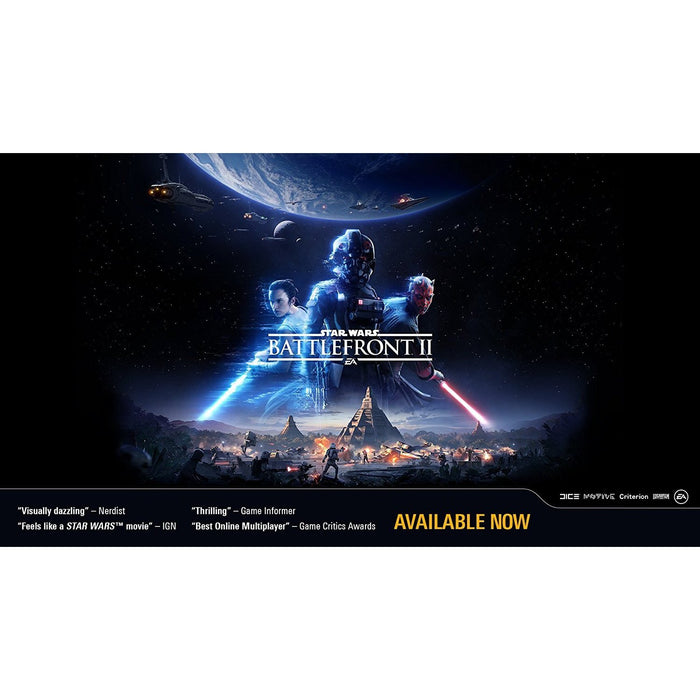 "PS4 ""Star Wars Battlefront 2"" Disc-Electronic Arts-PriceWhack.com"