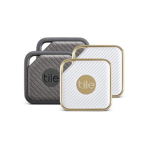 Tile Combo Pack - Anything Finder (2 Tile Sport and 2 Tile Style) - 4 Pack-Tile-PriceWhack.com