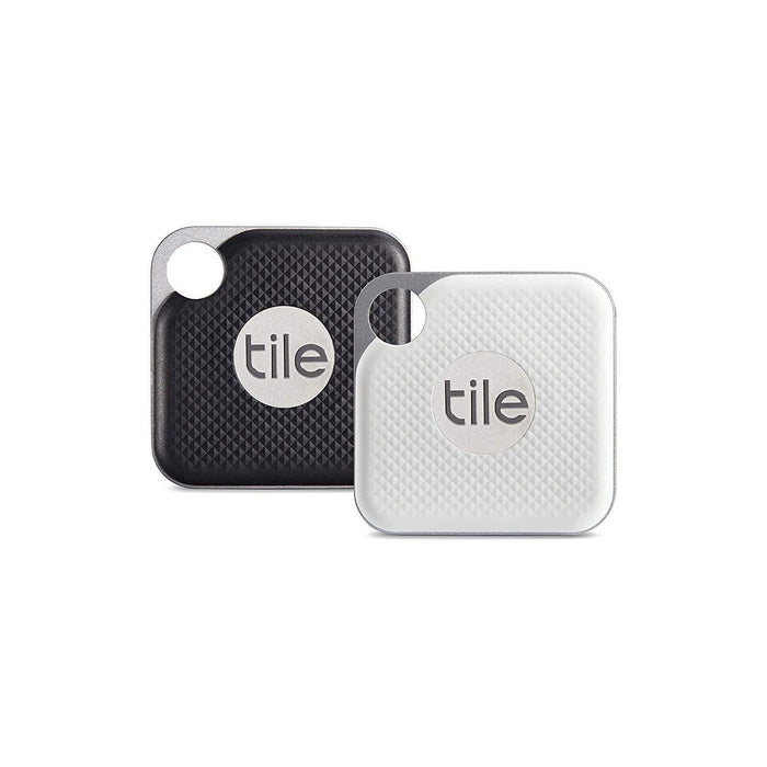 Tile Pro with Replaceable Battery - 2 pack (1 x Black, 1 x White)-Tile-PriceWhack.com