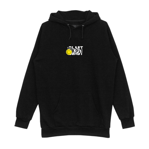 BLAST x Smiley Hoodie - Limited Edition - BLAST SHOP