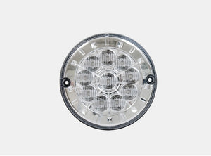 Lanterna De Ré Led 125mm Cristal 24v - Multilight