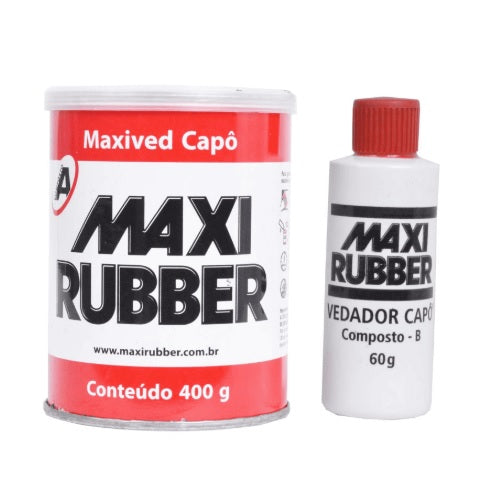 Maxived Capô 400g - Maxi Rubber