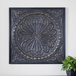 OTTAVIO METAL WALL DECOR