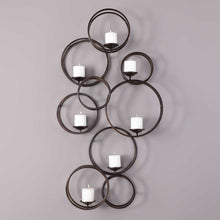 Load image into Gallery viewer, LIYA CANDLE SCONCE