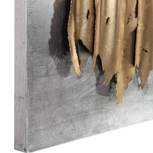 Load image into Gallery viewer, LEV METAL WALL DECOR