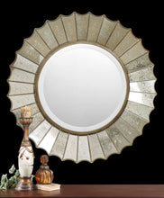 Load image into Gallery viewer, AMBERLYN ROUND MIRROR