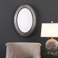 Load image into Gallery viewer, GALINA OVAL MIRROR