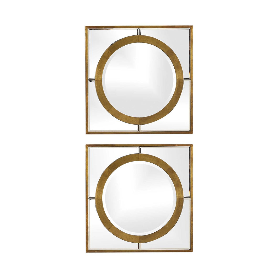 GAZA SQUARE MIRRORS, S/2