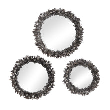 Load image into Gallery viewer, GALENA ROUND MIRRORS, S/3