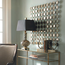 Load image into Gallery viewer, DINUBA MIRRORED WALL DECOR