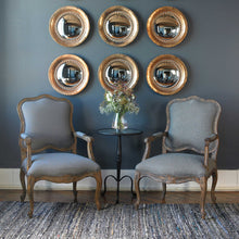 Load image into Gallery viewer, TROPEA ROUND MIRRORS, S/2