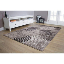 Load image into Gallery viewer, Platinum Industrial Crate Rug