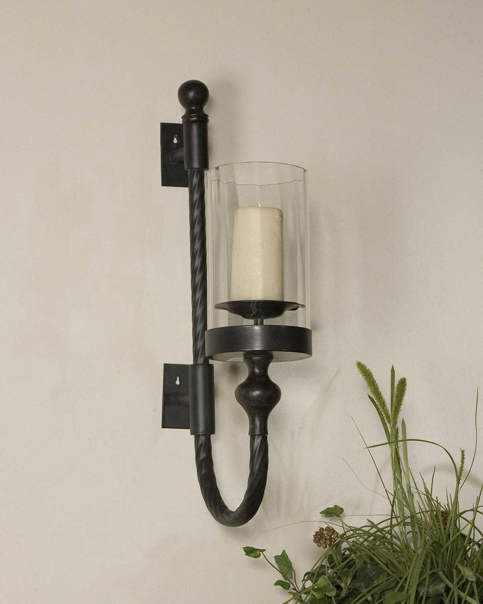 GARVIN CANDLE SCONCE (Price for 1 Pc)