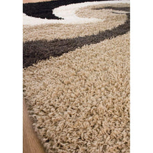 Load image into Gallery viewer, Shaggy Wave Rug