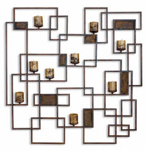 Load image into Gallery viewer, SIAM CANDLELIGHT WALL SCULPTURE