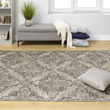 Load image into Gallery viewer, Domain Jacquard Pattern Rug
