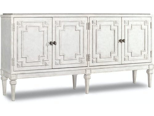 Hooker Furniture Living Room Four-Door Credenza