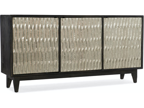 Shimmer Three-Door Credenza