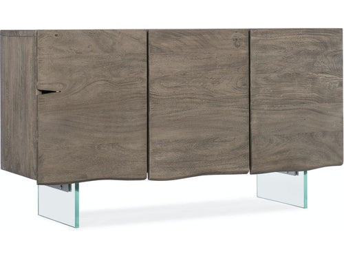 Living Room Three-Door Credenza