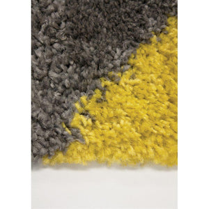 Maroq Diamond Corners Soft Touch Rug
