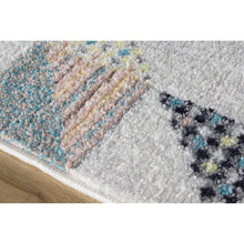 Load image into Gallery viewer, Spring Quilted Pastels Rug