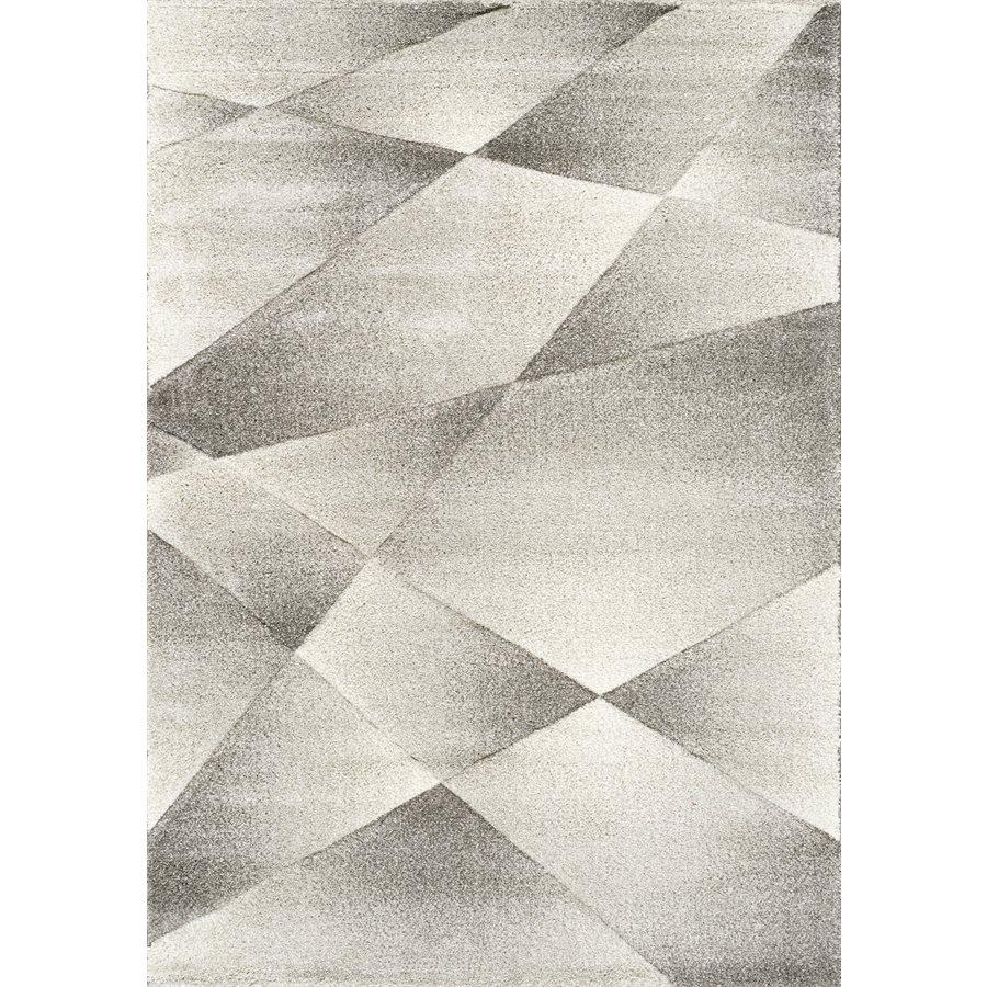 Sable Shaded Polygons Rug