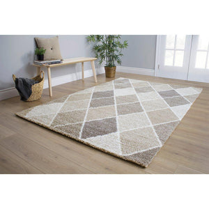 Mona Muted Diamonds Rug