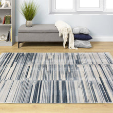 Load image into Gallery viewer, Promenade Stacked Stripes Rug