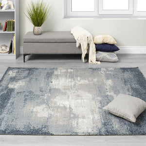 Sable Distressed Vignette Rug