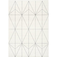 Load image into Gallery viewer, Spring Geometric Lattice Rug