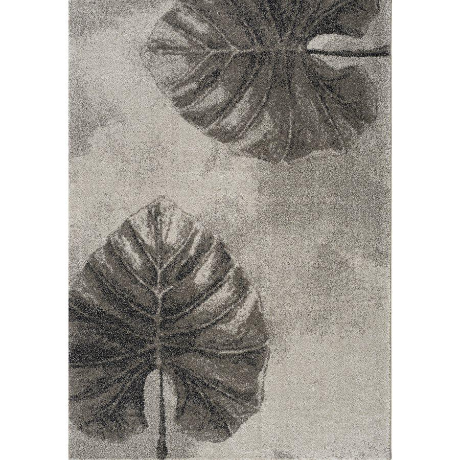 Sable Two Leaves Rug