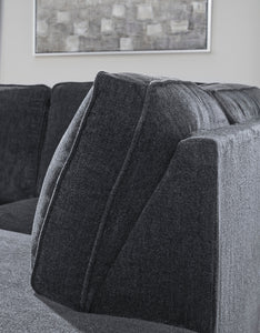 Altari Sectional - Sofabed Slate RHF Sofa & LHF Chaise