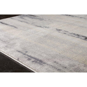 Darcey Distressed Rectangles Rug