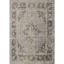 Load image into Gallery viewer, Sara Faded Traditional Diamond Border Rug