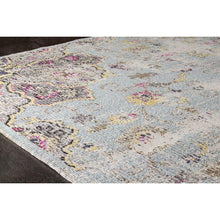 Load image into Gallery viewer, Sara Bulb Distressed Rug