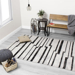Focus Pathway Stripes Rug