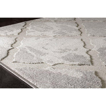 Load image into Gallery viewer, Alta Distressed Trellis Rug