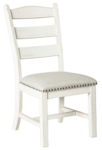 Valebeck Dining UPH Side Chair (2/CN) - Sterling House Interiors