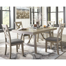 Load image into Gallery viewer, Aldwin Rectangular Dining Room Table