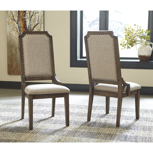 Wyndahl Dining UPH Side Chair - Sterling House Interiors