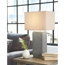 Load image into Gallery viewer, Amergin  Poly Table Lamp (2/CN)
