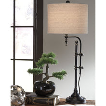 Load image into Gallery viewer, Anemoon Metal Table Lamp (1/CN)