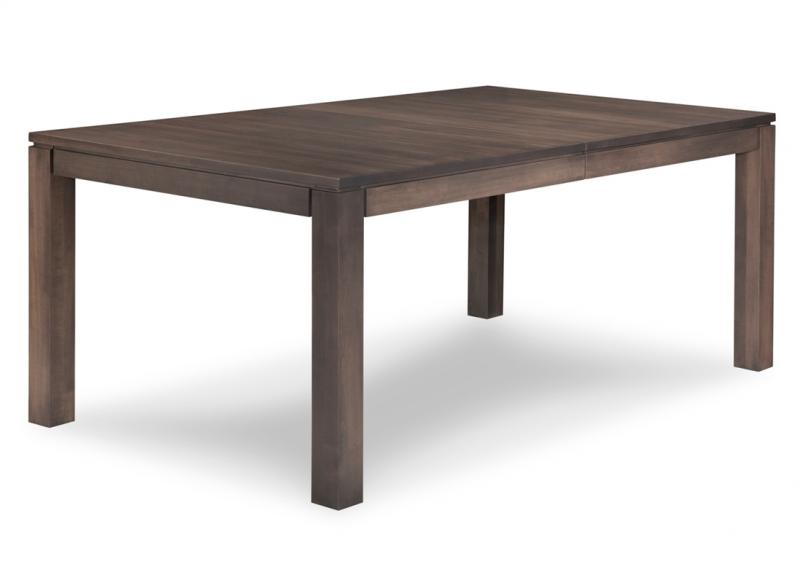 Contempo 42x72+2-12 Harvest Table