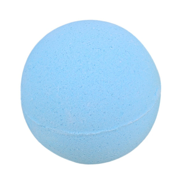 40G Handmade Bath Ball Body Scrub Bath Bomb Home Hotel Bathroom Aromatherapy Type Body Cleaner Colorful bombs Drop Shipping