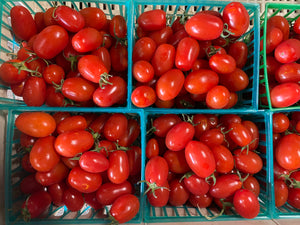 Tomatoes, Red Cherry (basket)